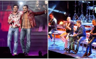 Zezé di Camargo & Luciano e Roupa Nova fazem show em Uberlândia