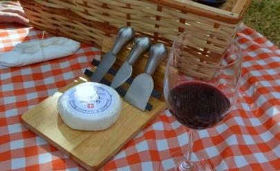 Um roteiro por queijos e vinhos do Cerrado nos arredores de Brasília