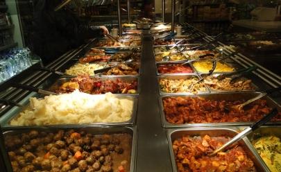 Listamos os restaurantes por quilo no Centro de Goiânia