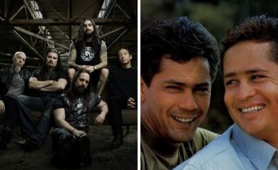 Banda de metal é acusada de plagiar canção da dupla goiana Leandro e Leonardo