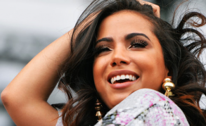 Anitta faz show em Brasília