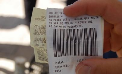 Lei do estacionamento sobre perda de ticket é aprovada em Goiás