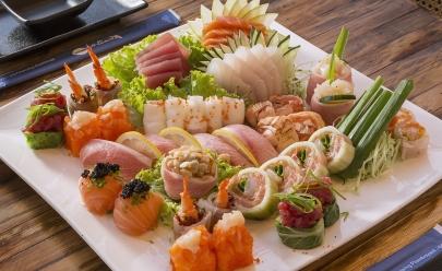 70º jantar típico japonês oferece comida e bebida à vontade em Goiânia