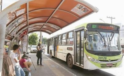 Greve de ônibus está suspensa em Goiânia