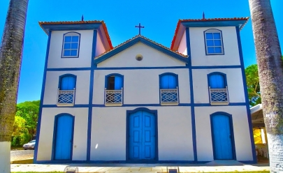 Igreja bicentenária em Pirenópolis é revitalizada com nova pintura