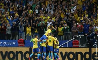 Brasil está garantido na Copa do Mundo de 2018