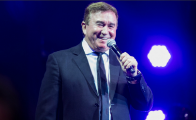 Amado Batista faz show em Uberlândia