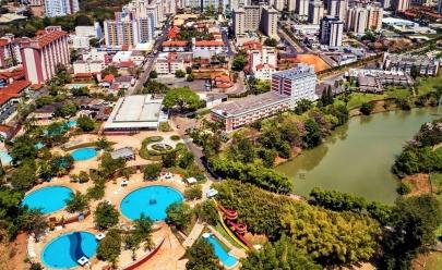 Sesc Caldas Novas é eleito um dos melhores do Brasil