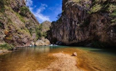 Cachoeira da Argenita atrai quem busca tranquilidade e aventura a pouco mais de 200 km de Uberlândia