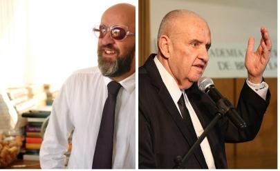 Espetáculo gratuito em Brasília traz a poesia de Fabrício Carpinejar e de seu pai Carlos Nejar