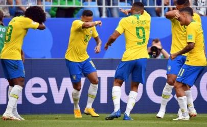 Torcedores brasileiros fazem música nova para incentivar Neymar