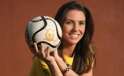 Glenda Kozlowski será primeira locutora esportiva da TV Globo e estreia nos Jogos Olímpicos
