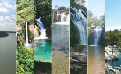 As 7 Maravilhas Naturais de Goiás