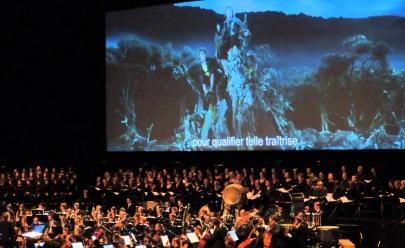 Festival em Goiânia terá sessões de cinema com orquestra ao vivo neste fim de semana
