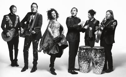 Arcade Fire chega ao Brasil no mês de dezembro