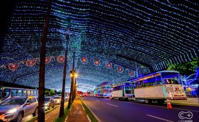 Confira o roteiro para curtir as decorações de natal 2019 em Goiânia