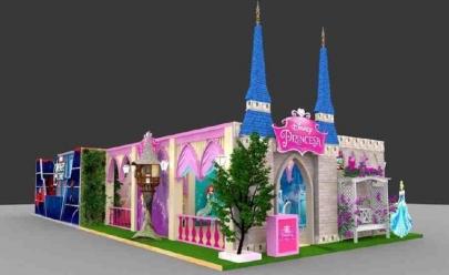 Evento inédito no país reúne Os Vingadores e Princesas da Disney em shopping de Goiânia