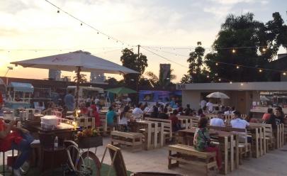 Goiânia ganha o primeiro espaço fixo para food trucks