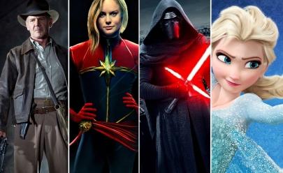 Disney libera agenda completa de filmes até 2021; confira