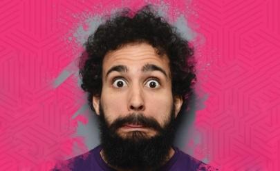 Murilo Couto, do programa 'The Noite', apresenta novo espetáculo de humor em Goiânia