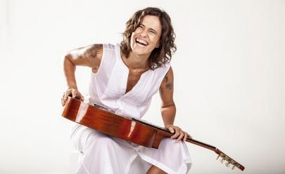 Zélia Duncan é atração confirmada no Festival Gastronômico de Pirenópolis