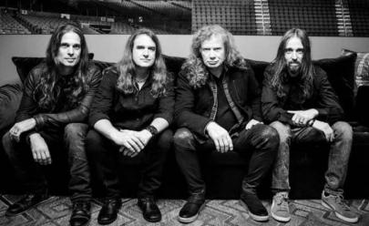 Show da banda Megadeth é cancelado em Uberlândia