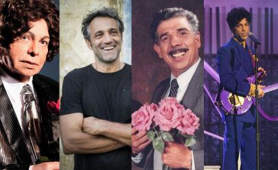 Relembre os famosos que morreram em 2016