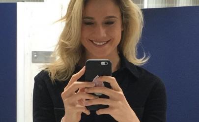 Fernanda Gentil publica a primeira foto com a namorada, Priscila Montandon e ganha torcida de internautas
