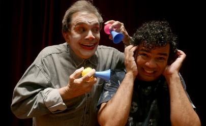 CCBB apresenta a estreia nacional do espetáculo estrelado pelo trapalhão Déde Santana em Brasília
