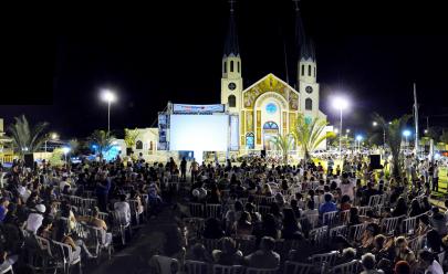 11º Circuito Cinema Popular percorre seis cidades do interior do Estado