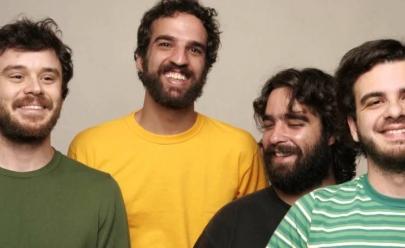 Los Hermanos retornam aos palcos e fazem show em Brasília