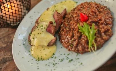 Restaurante internacional em Brasília cria receita exótica com chocolate para seu cardápio