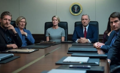 Saiu o trailer da 5ª temporada de 'House of Cards'