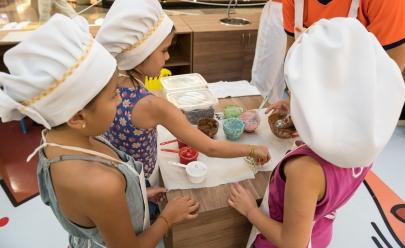 Só para chefinhos: festival de gastronomia infantil desembarca em Brasília