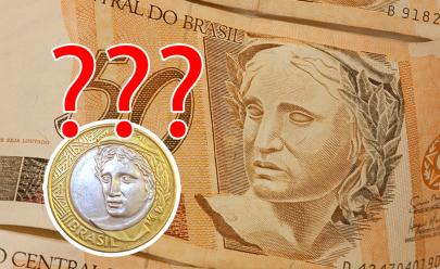 De quem é o rosto na moeda e notas de Real?