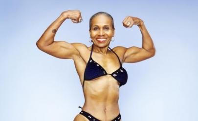 Vovó mais forte do mundo chega aos 80 anos
