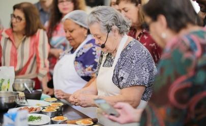 Curso empadão goiano: Restaurante Coralina convida Tia Rosinha à revelar e ensinar os segredos do verdadeiro empadão