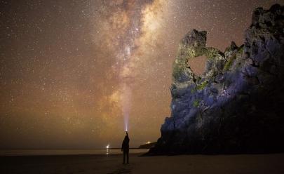 Conheça o melhor lugar do mundo para ver o céu noturno