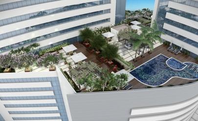 Goiânia ganha novo hotel com cinco e três estrelas