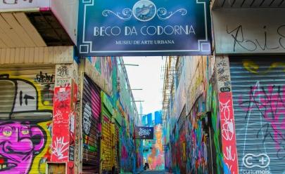 Conheça a história do Beco da Codorna, o primeiro museu de arte urbana de Goiânia