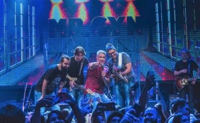 Mr. Gyn faz show em Goiânia em turnê comemorativa de 20 anos da banda
