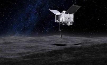Nasa chega a asteroide que pode conter a reposta sobre a origem da vida
