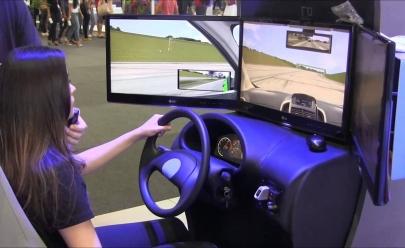 Simulador de direção passa a ser obrigatório em todo o território nacional para quem vai tirar CNH