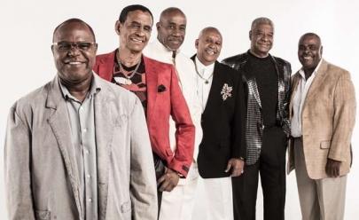Fundo de Quintal faz show em Brasília