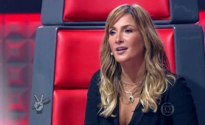 Vídeo: participante do The Voice Brasil dá fora em Claudia Leitte e deixa jurada sem graça