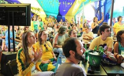 6 lugares em Brasília para assistir o jogo entre Brasil e Bélgica