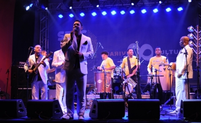 Originais do Samba grupo que revelou Mussum de 'Os trapalhões', faz show em Uberlândia