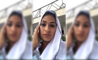 Simone, da dupla com Simaria, faz confissão indiscreta na web e vídeo diverte internautas