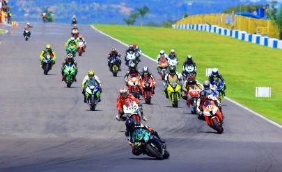 Goiânia receberá duas etapas do Campeonato Brasileiro de Motovelocidade em 2018