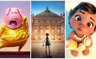 Filmes em cartaz para levar as crianças no cinema durante as férias em Goiânia